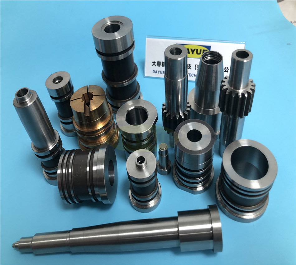 Custom Punch Tooling Punch and Die Manufacturer mold & die Components Supplier