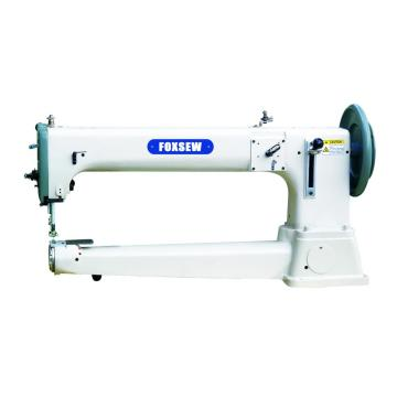Long Arm Cylinder Bed Extra Heavy Duty Compound Feed Lockstitch Sewing Machine For Extremely Thick Material
