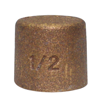 Gunmetal Bronze End Cap Stop
