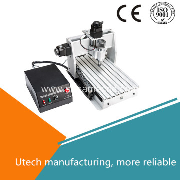Stepper Motor CNC Mini Milling Machine