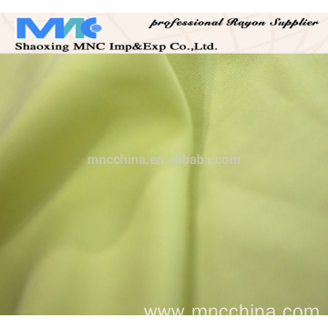 Poly Rayon Twill Soild fabric