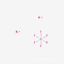 potassium fluoride reaction with water