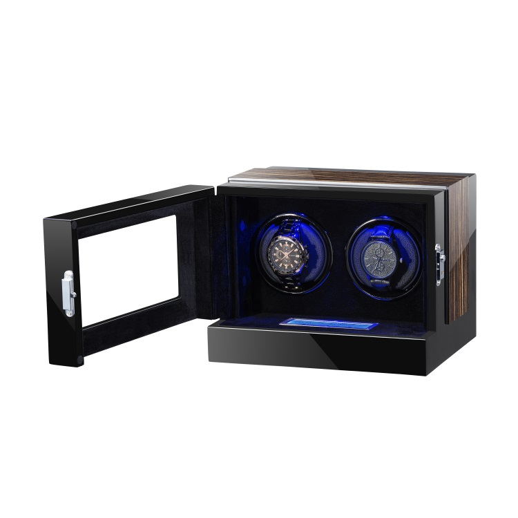 Ww 8201 Watch Winder For 2 Watches