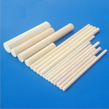 Diamond Polished 99% 99.5% Al2o3 Alumina Ceramic Cylinders