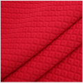 No-Pilling Knitted Air Layer Nice Jacquard Baby Fabric