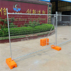 welded wire mesh infilling galvanized Temporary fence