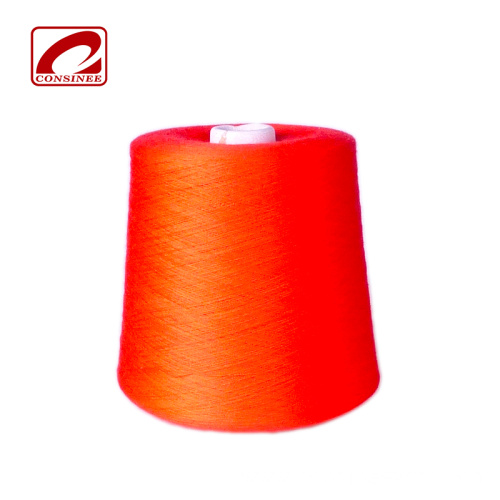 90% mercerized merino wool 10% cashmere wool yarn