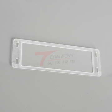 Customized plastic parts 3d printing service rapid prototype