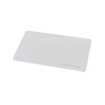 Rewritable 125Khz EM4305 Smart Rfid Blank Card