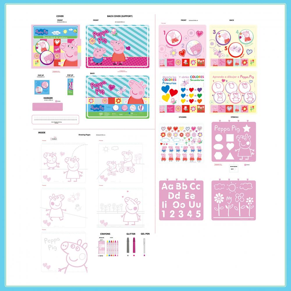 Peppa Pig Activity Set 05