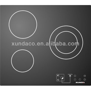 60cm Ceramic Hob with Sensor Touch