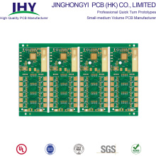 Heavy Copper 6 Layer Gold Finger PCB Manufacturing