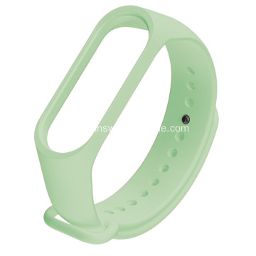 Print Bracelets Multicolor Silicone Stretch Wristbands