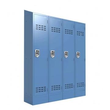 Steel American Padlock School Locker