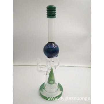 unbreakable high quality fancy glass bong for sale