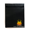 Silicone Coated Fire Resistant Fireproof Document Bags