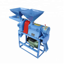 Mobile rice mill with 2.2kW 220V motor