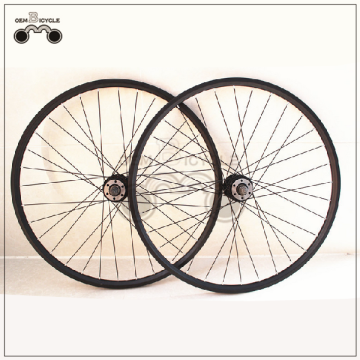 "26""Mountain bicycle wheel Bike double wall wheel Aluminum alloy bicycle wheel for disc brake"
