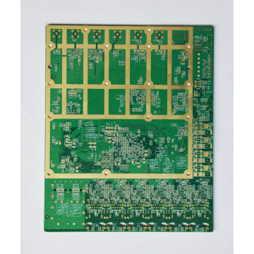 Vehicle electronics products circuit boards