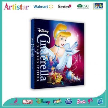 DISNEY CINDERELLA diamond edition notebook