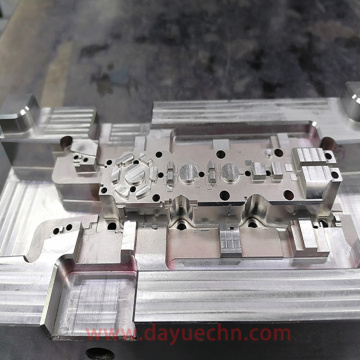 Shape EDM Mold Parts According to Drawing Machining