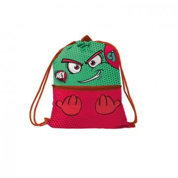 MONSTER DRAWSTRING BAG -0