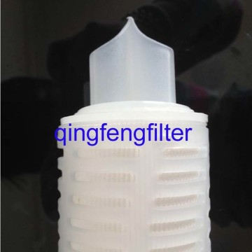 PES Pleated Filter Cartridge for Wine  Industry