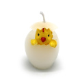 Chicken Shape Novelty Art Party Candle