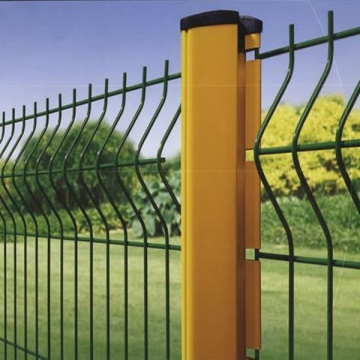 Wire mesh fence/PVC coated wire mesh fence/ Welded Wire Mesh Fence