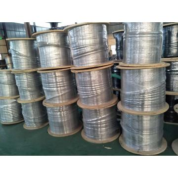 ASTM A269 TP321 Stainless Steel Coiled Tubing