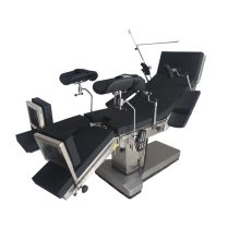 Hospital adjustable surgical clinical operating tables