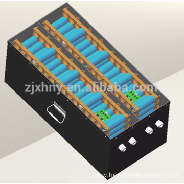 Forklift battery of 80V 400Ah within lifepo4 cell