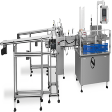 Fully Automatic Box Taping Machine