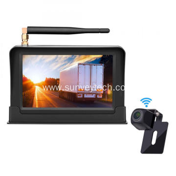 Reverse Camera with Screen 5inch Digital Wireless