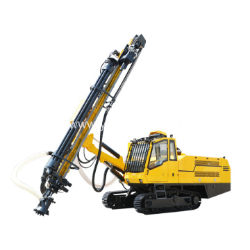 30m Integrated Full Hydraulic Crawler DTH Drilling Rig