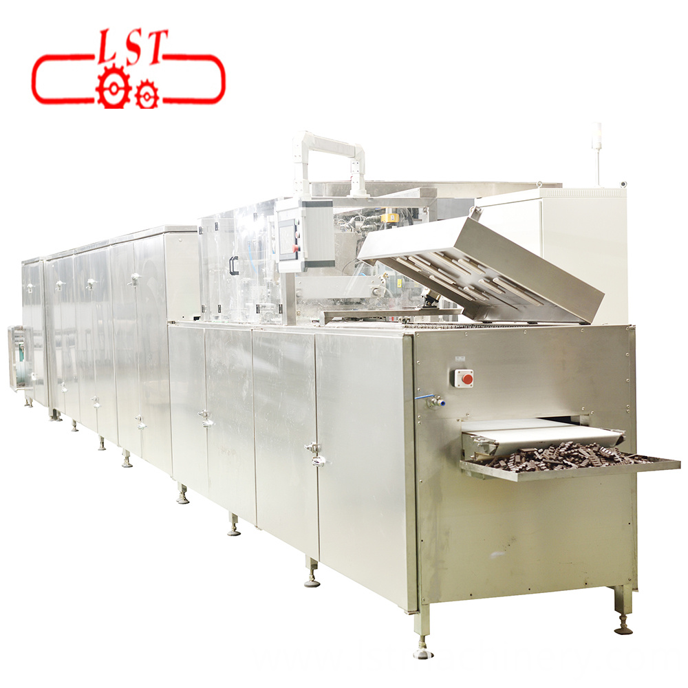 Chocolate Moulding Machine 3