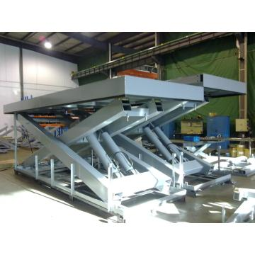 Warehouse picking lift hydraulic