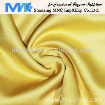 shinning rayon satin textile fabric 60*30