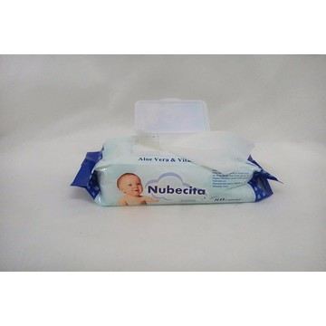 Baby Nonwoven Premium Cleansing Sensitive Baby Wipes