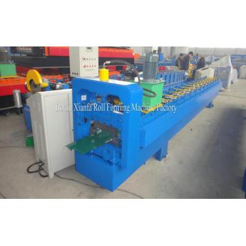 Colored Steel Siding Wall Panel Roll Forming Machine