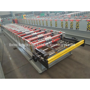 Corrugated Panel Rolling Forming Machine For Wall
