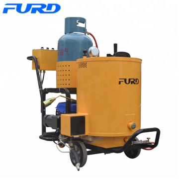60L Portable Crack Sealing Machine for Asphalt Crack Repair