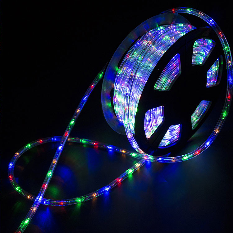 color changing 13mm led rope light