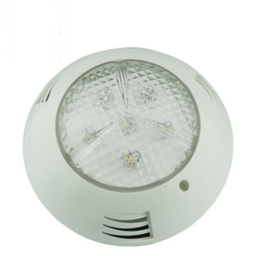 Morden White Smart Resin Filled LED Pool Light