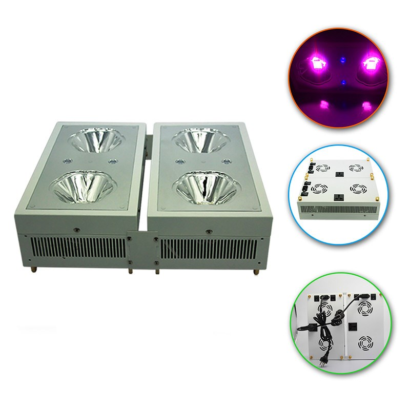 300W hydroponics grow kit led grow light bulb