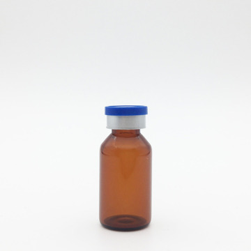 5ml Amber Sterile Evacuated Vials