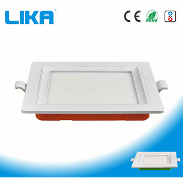 5W PC Square Concealed Mounted Led Panel Light