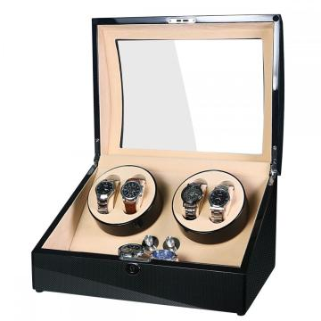 Watch Roll Case For Four Watches