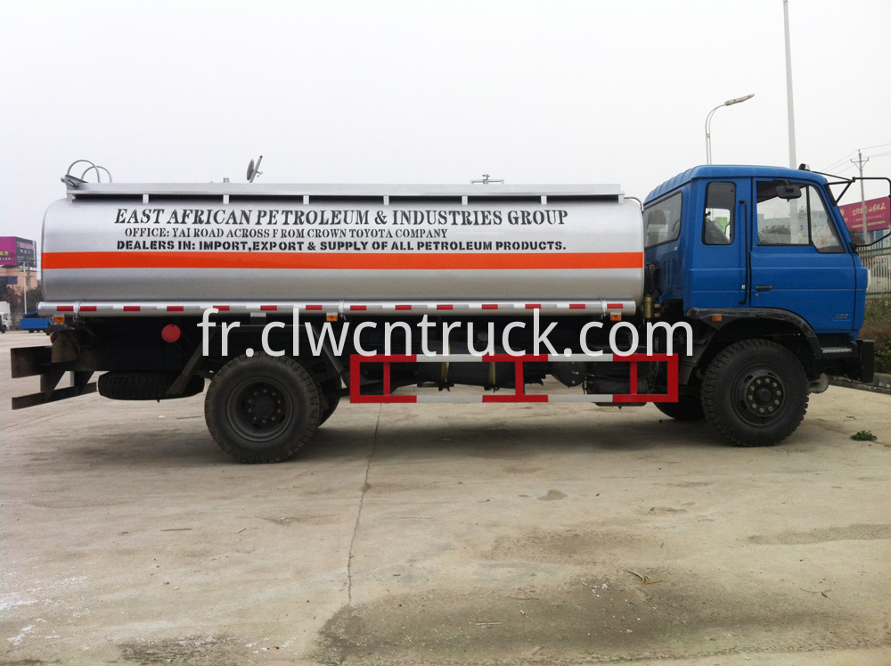 oil transport truck 2