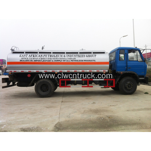 Export to Kenya DFAC 15000litres Oil Transport Truck